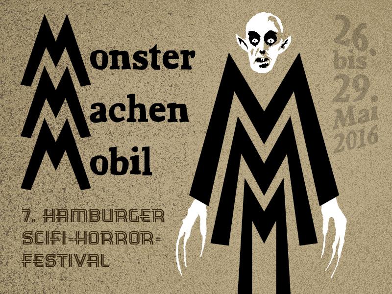 Illustration für ein Filmfest in Hamburg