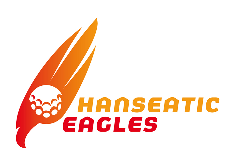 Illustration als Bestandteil eines Logos aus dem Golfsport